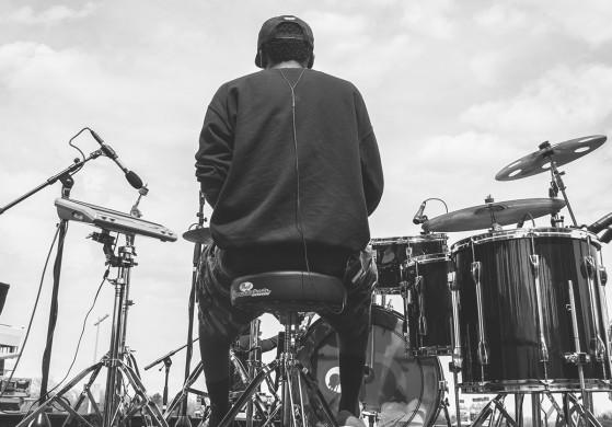 Drum solo wayfarers street